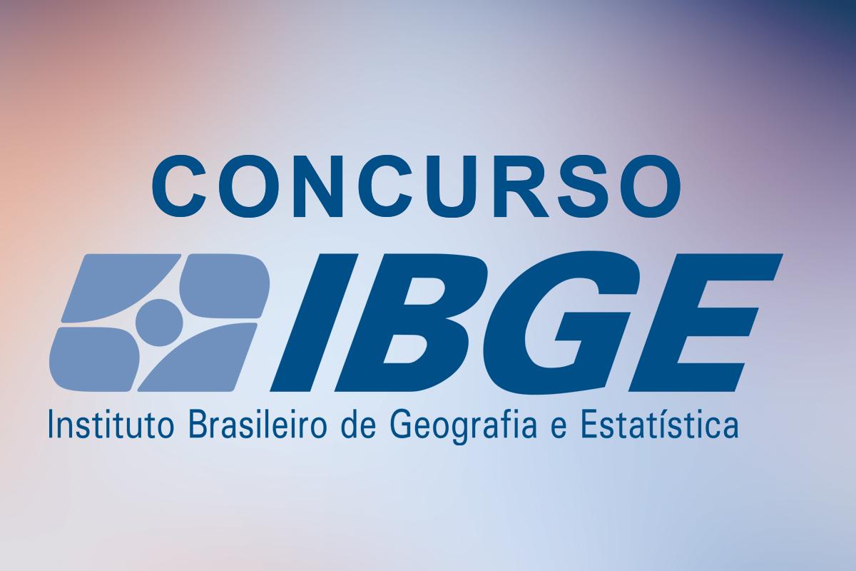 1. Concurso IBGE