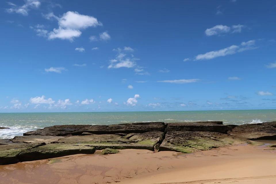 Praia de Corumbau