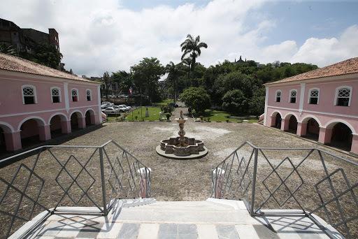 Arquivo Público da Bahia: entrada da sede do Arquivo Público da Bahia