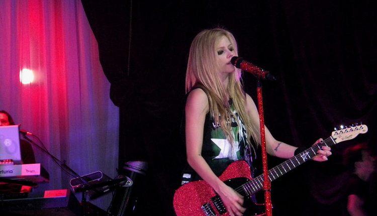 Essa será a primeira vez de Avril Lavigne no Rock in Rio, quarta vez em show no Brasil.
