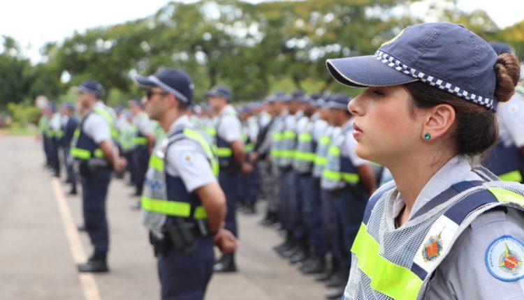 Concurso PMDF: destaque para uma policial militar do Distrito Federal