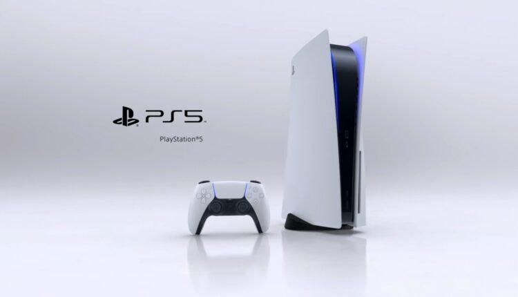 Preço do PS5: console branco do PS5