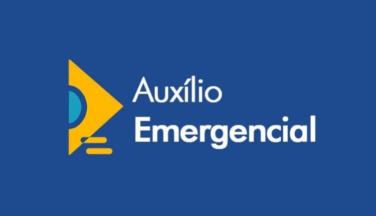 Auxílio emergencial: Caixa libera 4ª parcela para Bolsa Família com NIS 4: logo do auxílio emergencial