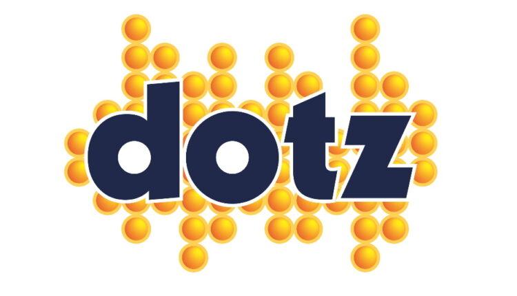 Cartão da Dotz: logo da empresa Dotz